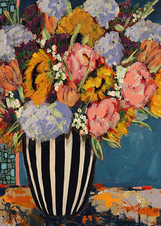 "Print Of ""Celebrations"" Art | Jennifer Ferris"
