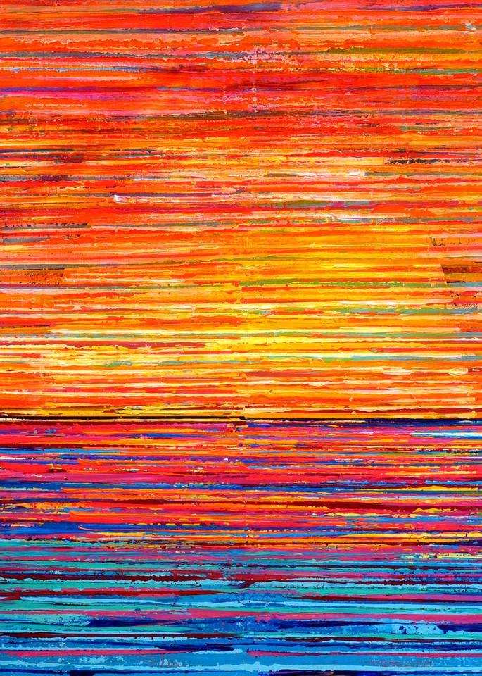 Sunny Rise  Art   benbonart