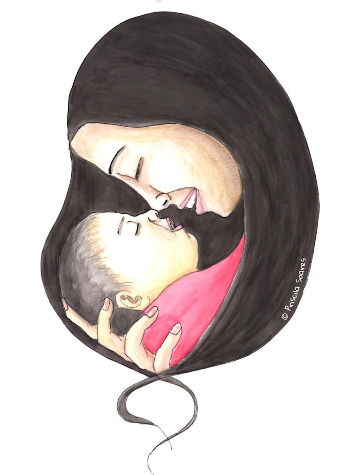 Nose To Nose Art | Priscila Soares - MyLuckyEars