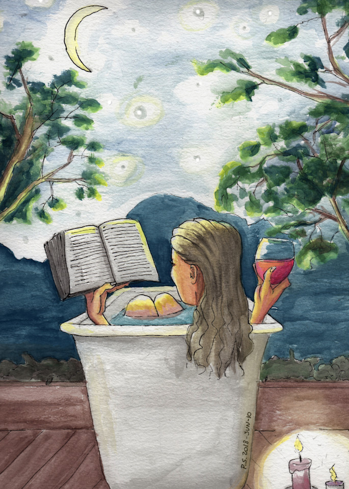My Retreat Art | Priscila Soares - MyLuckyEars