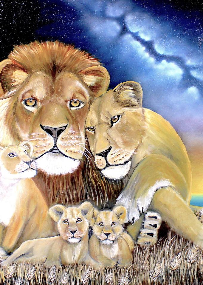 Family Love Art | errymilart