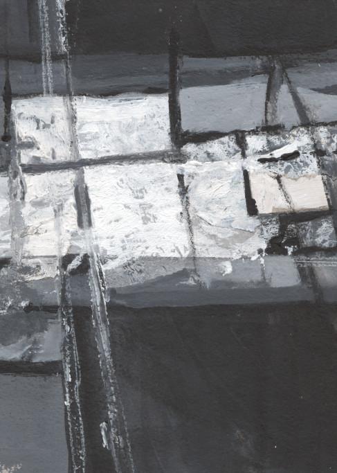 Black And White Miniatures : No. 13 Art | Stephanie Visser Fine Art