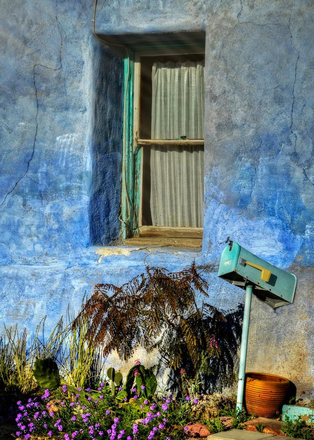 I M So Blue Photography Art | Ken Smith Gallery