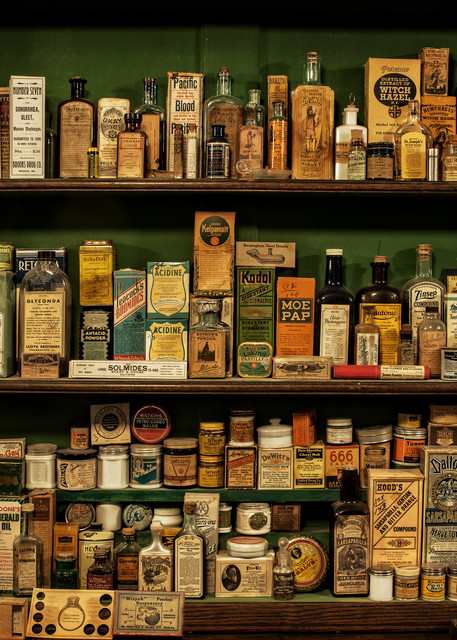 Medicinals Photography Art | Ken Smith Gallery