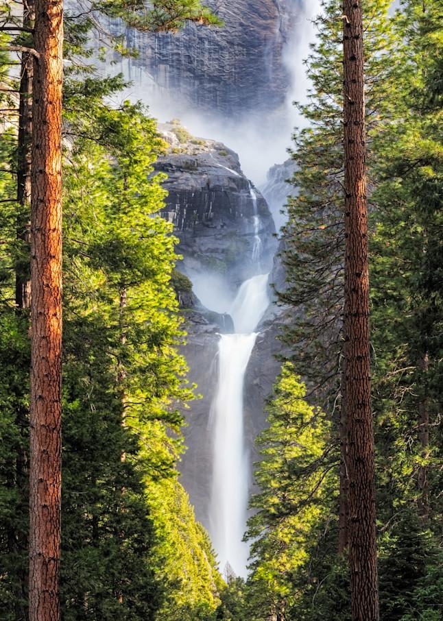 Yosemite Falls Photography Art | Vldn Taylor Photography
