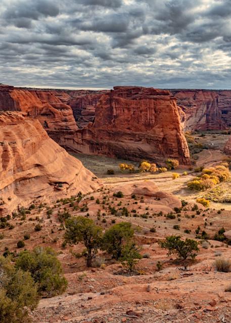Canyon De Chelle View 3518 U19  Photography Art | Koral Martin Healthcare Art