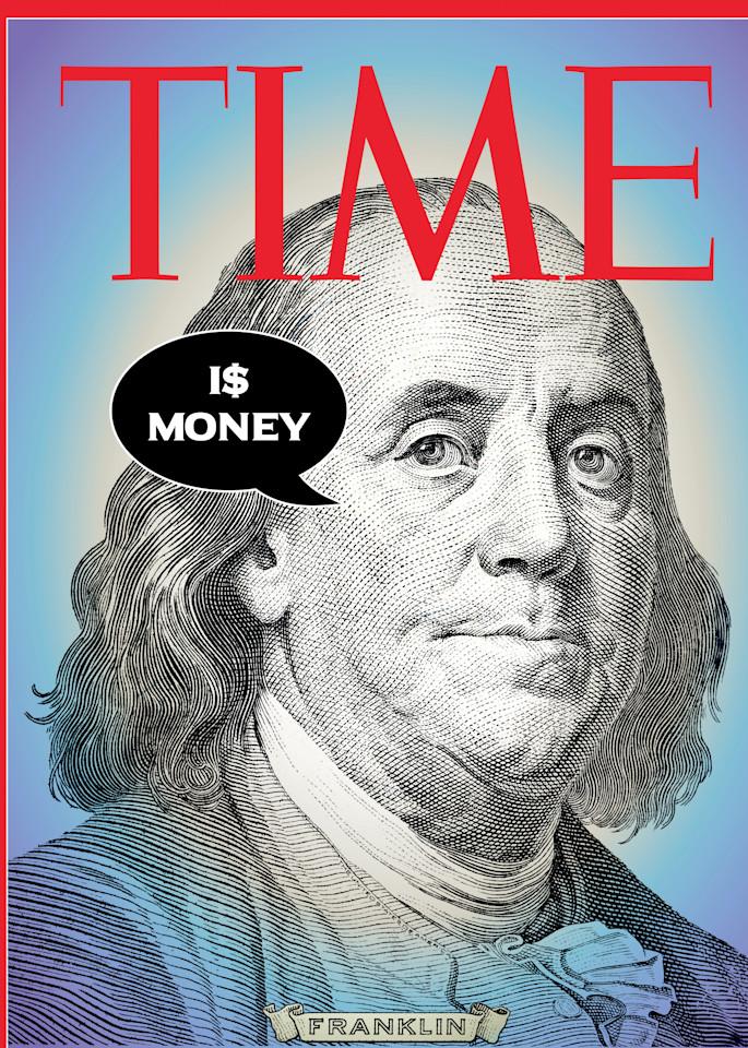Time Is Money Art | Awake Graphics, LLC