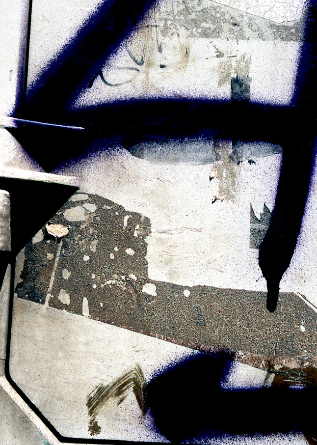 Florence Abstract Graffiti Fine Art Print - Sherry Mills