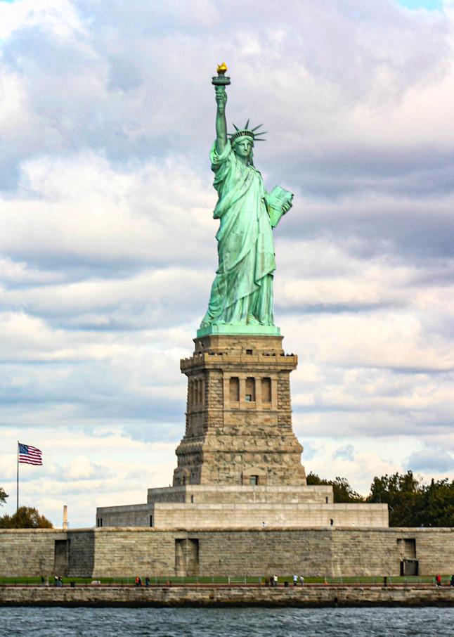 Lady Liberty Photography Art   Kristofer Reynolds Photography