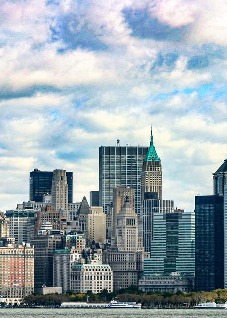 Nyc Skyline Photography Art | Kristofer Reynolds Photography