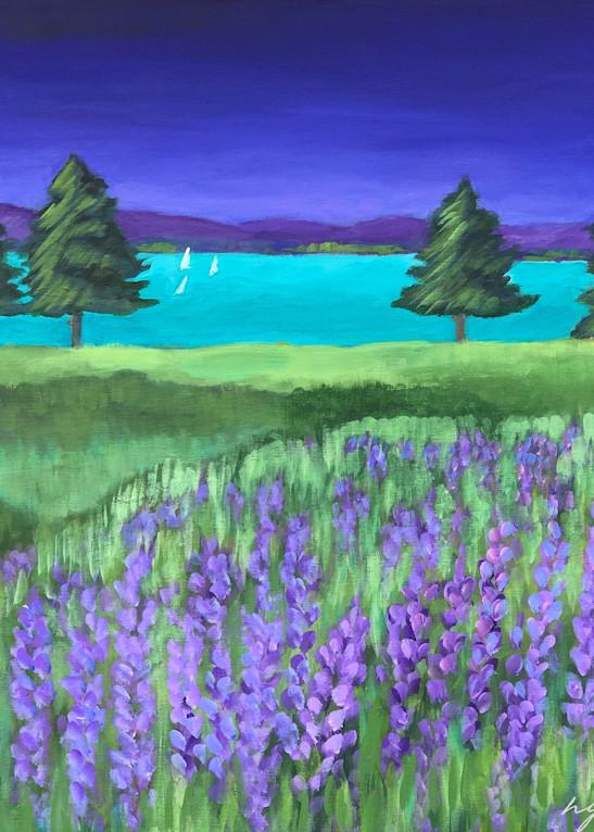 Indigo Night Art   lynnericson-fine-art.com