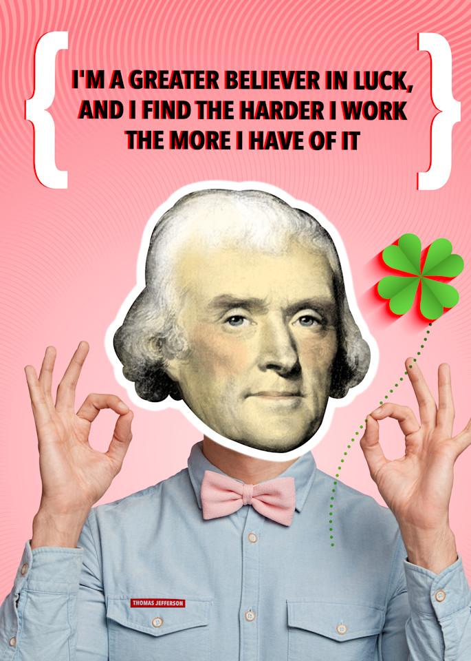 Hard Work = More Luck Art   Awake Graphics, LLC