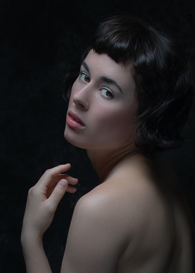 Portrait Of Olive Photography Art | Dan Katz, Inc.