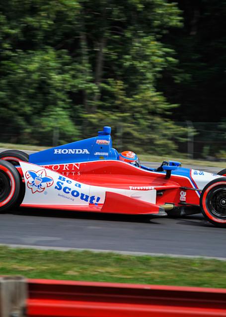 Boy Scouts Formula 1 Car Photography Art | Cardinal ArtWorks LLC