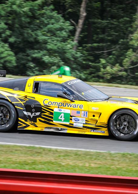 Compuware Car Photography Art   Cardinal ArtWorks LLC