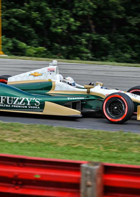 Fuzzy S Formula 1 Car Photography Art   Cardinal ArtWorks LLC