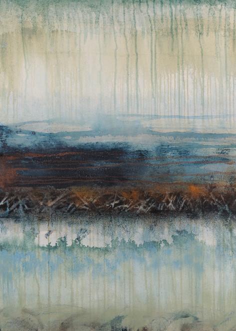 Ocean Memories 1  (Print) Art | Laurie Fields Studio