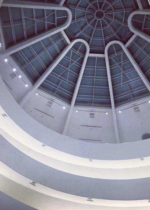 Guggenheim Spiderweb Art | Romanova Art