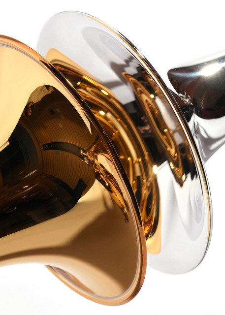 Trumpet art gallery photo prints by Rob Shanahan