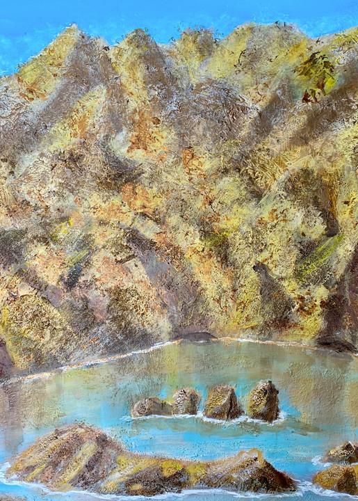 A Lake Is Born 1 Art | Rowena Art Shop