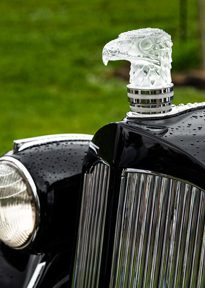 1941 Graham Cut Glass Ornament Detail Photography Art | Hatch Photo Artistry LLC