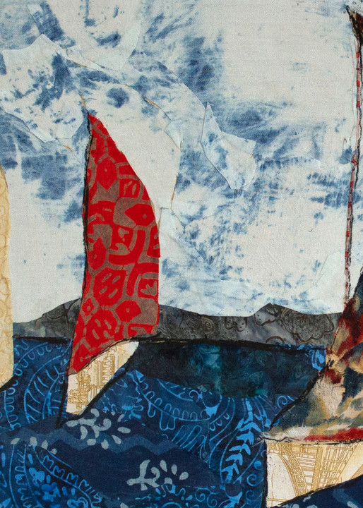 Racing The Wind (2) Print Art   Sharon Tesser LLC