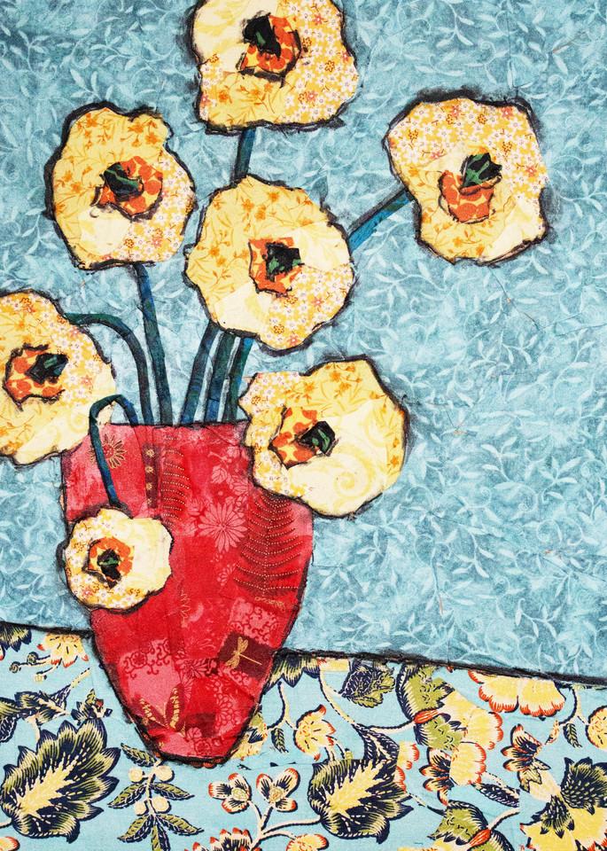 Fallen Petals (2) Print Art | Sharon Tesser LLC