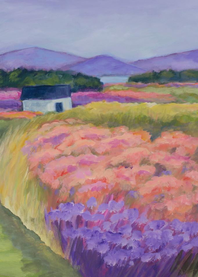 Flower Frenzy Art | lynnericson-fine-art.com