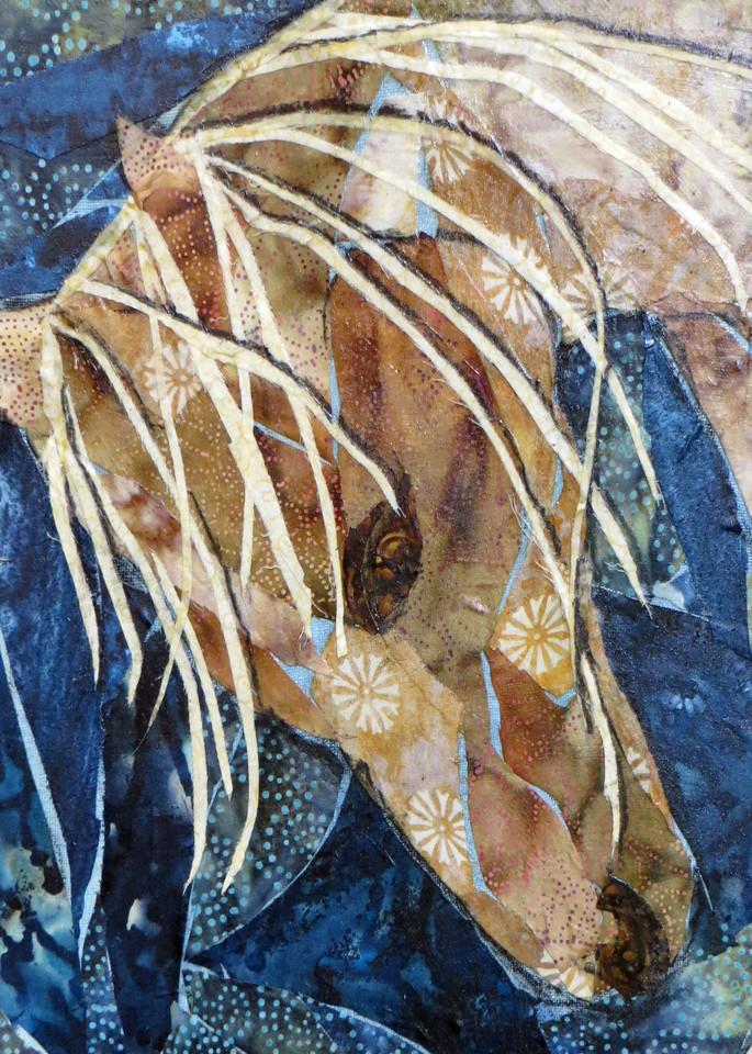 Horse (2) Print Art   Sharon Tesser LLC