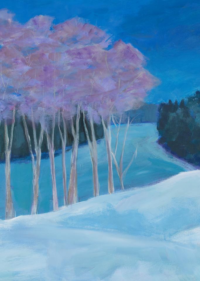 Ice Storm Art | lynnericson-fine-art.com