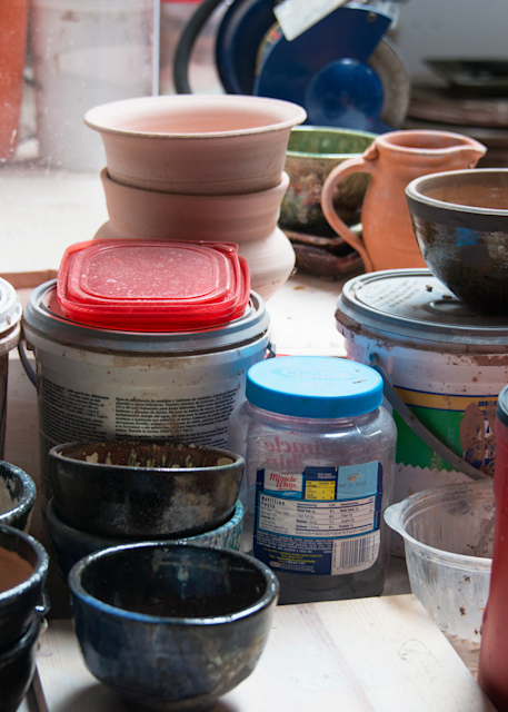 The Pottery Studio Photography Art | Hatch Photo Artistry LLC