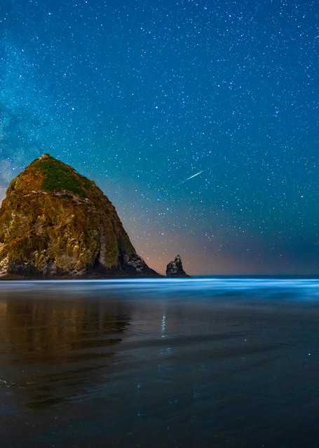 Ocean Of Stars Photography Art | Call of the Mountains Photography