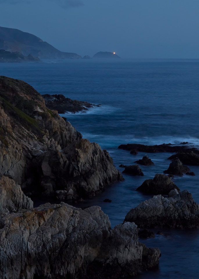 Point Sur Lighthouse Print