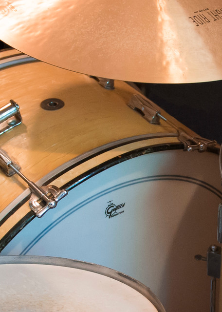 Gretsch jazz drums art gallery photo prints by Rob Shanahan