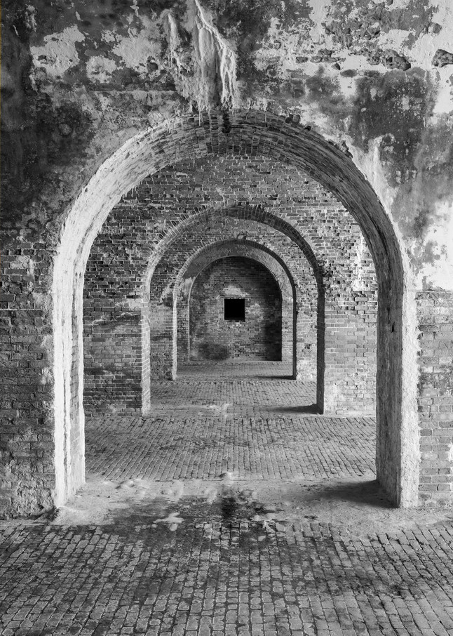 Fort Morgan Repeating Arches
