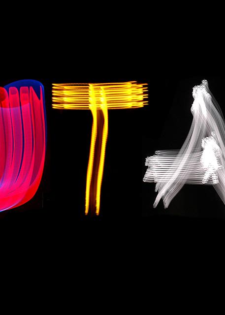 Utah Light Painting Photography Art   David Louis Klein