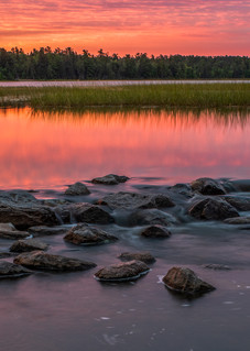 DP660 Sunrise Mississippi River Headwaters