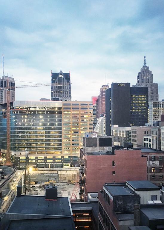 Under Construction Art | Picture Detroit