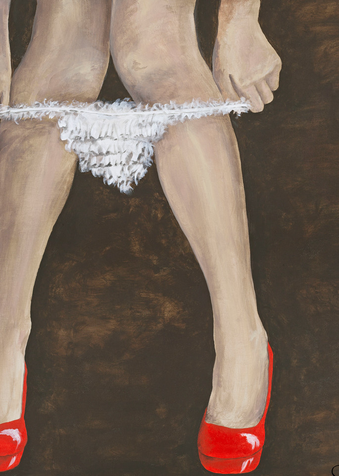 The Fitting  Art   Holly Diann Harris, Visual Artist