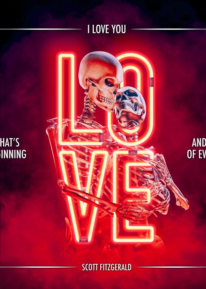 Love Is Everything Art | Awake Graphics, LLC