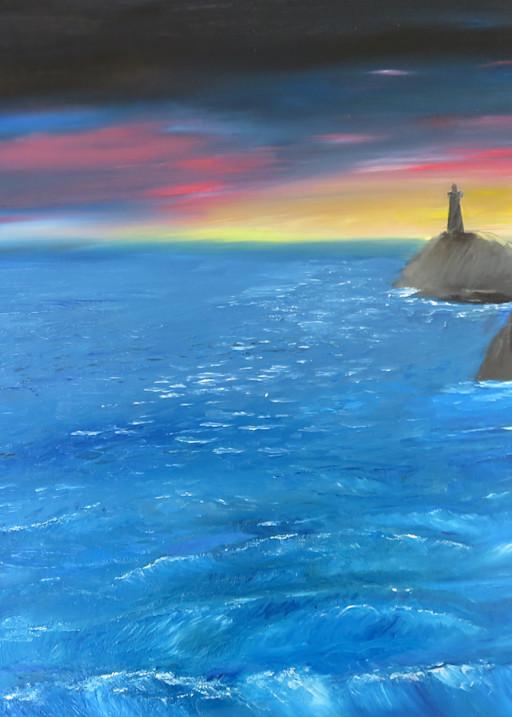 Coastal Waves Art | Artist Ron Turner