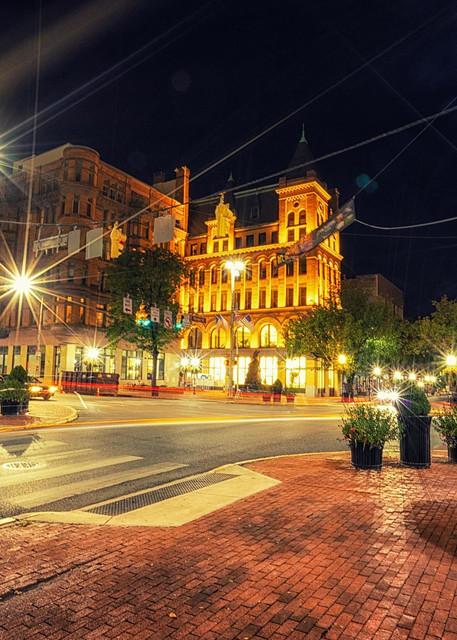 """Center Square York City"" Photography Art | Inspired Imagez"