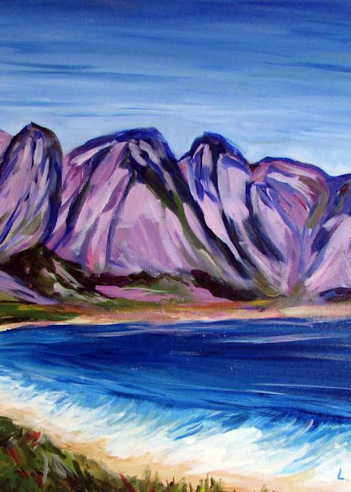 Evening Near The Cape 2 Art | Linda Sacketti