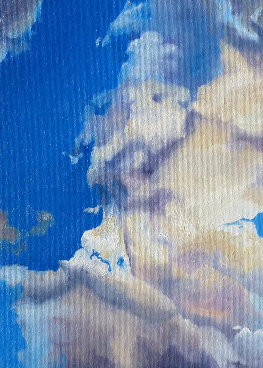 Cloudscape 2   Brittany Selfe