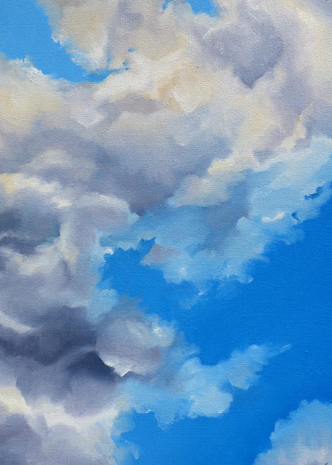 Cloudscape 1 | Brittany Selfe