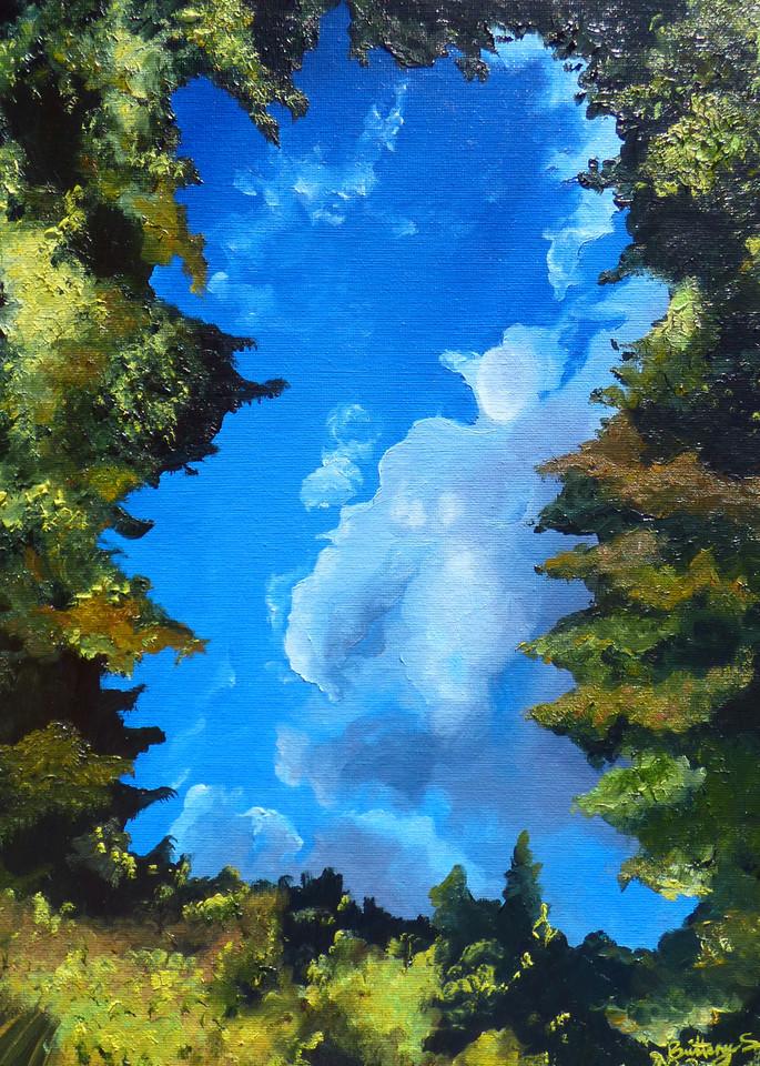 Cloudscape 5 | Brittany Selfe