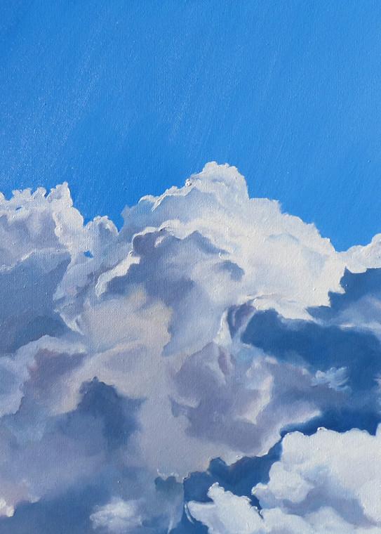 Cloudscape 3   Brittany Selfe