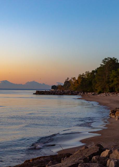Sunrise Over Lake Ontario Photography Art   Elizabeth Stanton Photography