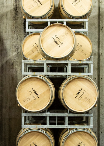 Carrick Cellar Wine Barrels Photography Art | Kristofer Reynolds Photography