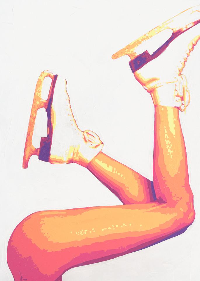 Winter Fever Print Art | Todd Monk Art